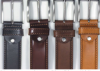 MOVI Full Leather Stitched Belt 30mm