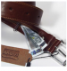 MOVI Full Leather Money Belt 35mm